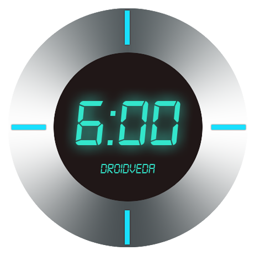 Digital Alarm Clock | Droid Veda